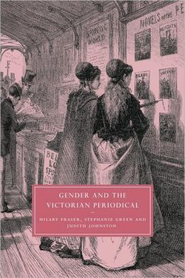 Gender and the Victorian Periodical