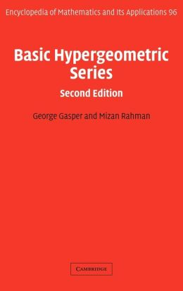 Basic Hypergeometric Series