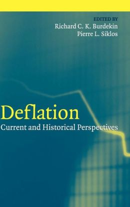 Deflation: Current and Historical Perspectives