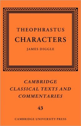 Theophrastus: Characters