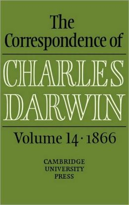 The Correspondence of Charles Darwin: Volume 14, 1866