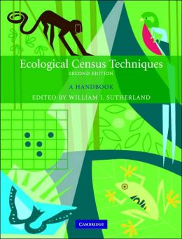 Ecological Census Techniques: A Handbook