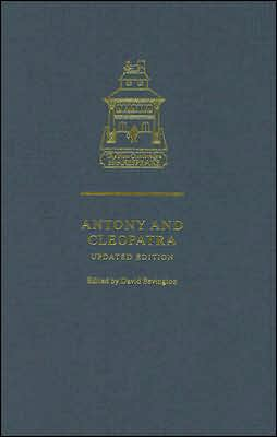 Antony and Cleopatra (New Cambridge Shakespeare Series)