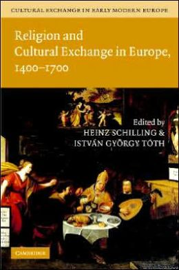 Cultural Exchange in Early Modern Europe (4 Volume Hardback Set)