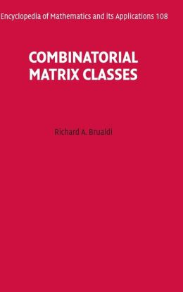 Combinatorial Matrix Classes