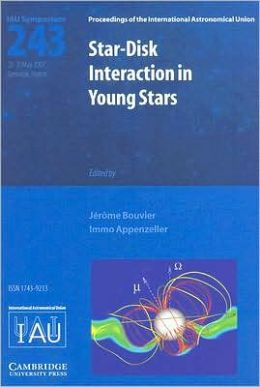 Star-Disk Interaction in Young Stars (IAU S243)