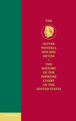 The History of the Supreme Court of the United States