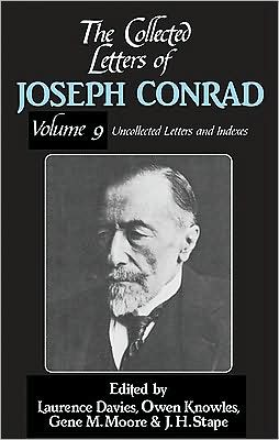 The Collected Letters of Joseph Conrad (9 Volume Hardback Set)