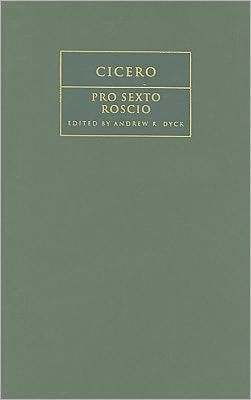 Cicero: Pro Sexto Roscio