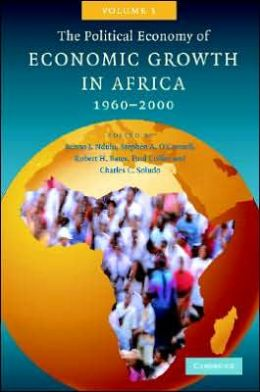 The Political Economy of Economic Growth in Africa, 1960-2000 2 Volume Hardback Set