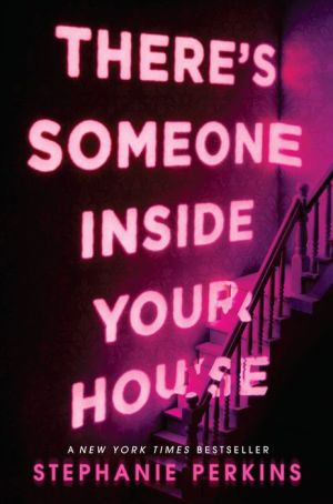 Book There's Someone Inside Your House