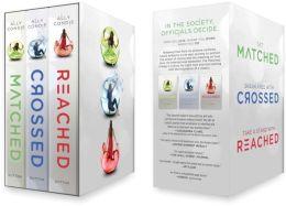 Matched Trilogy Box Set