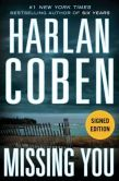 Book Cover Image. Title: Missing You (Signed Book), Author: Harlan Coben