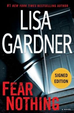 Fear Nothing (Detective D.D. Warren Series #7) (Signed Book)