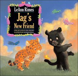 Jag's New Friend