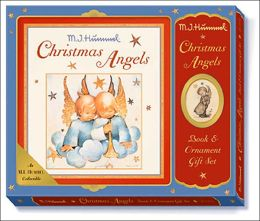 Christmas Angels: Book and Ornament Set