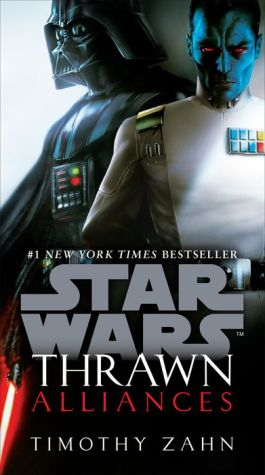 Book Thrawn: Alliances (Star Wars)