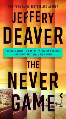 Book The Never Game Signed Book