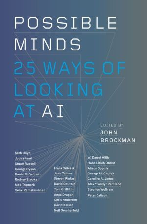 Book Possible Minds: Twenty-Five Ways of Looking at AI