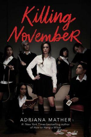 Book Killing November