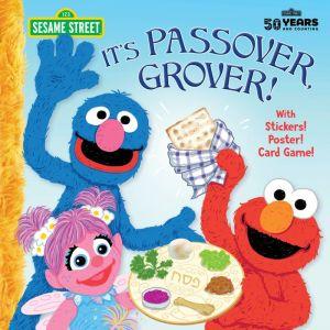 Book It's Passover, Grover! (Sesame Street)