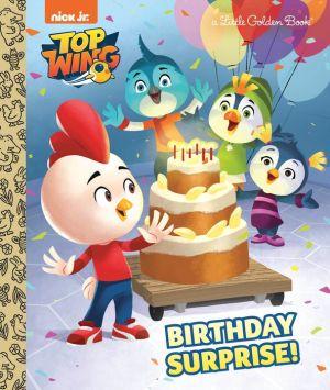 Birthday Surprise! (Top Wing)
