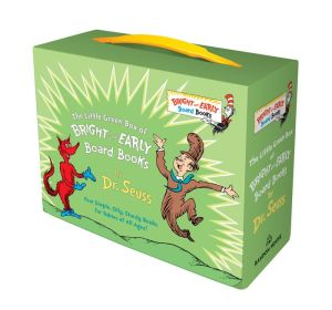 Book Little Green Box of Bright and Early Board Books
