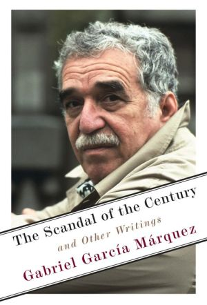 Book The Scandal of the Century: And Other Writings