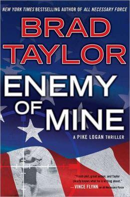 Enemy of Mine (Pike Logan Series #3)