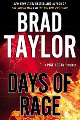 Days of Rage (Pike Logan Series #6)