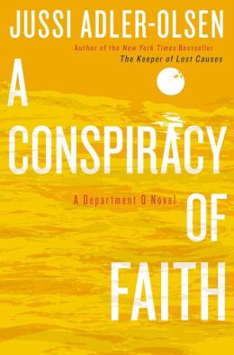 A Conspiracy of Faith (Department Q Series #3)