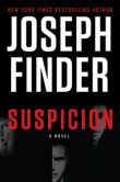 Book Cover Image. Title: Suspicion, Author: Joseph Finder