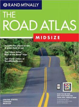 Rand McNally 2012 Midsize Road Atlas