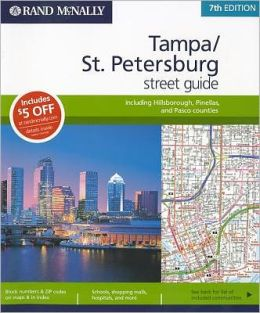 Tampa/St. Pete, Florida Atlas