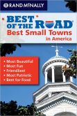 Book Cover Image. Title: Best Small Towns in America, Author: Rand McNally