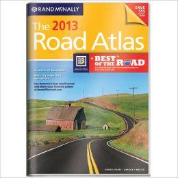 2013 Gift Road Atlas