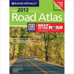 2013 Road Atlas Midsize