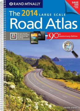 2014 Large Scale Road Atlas