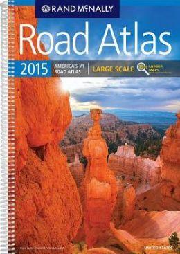 2015 Large Scale Road Atlas