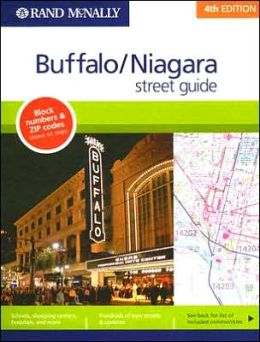 Buffalo/Niagra Frontier, New York Atlas