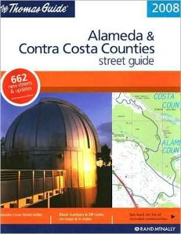 Alameda/Contra Costa Counties, California Atlas