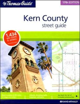 Kern County, California Atlas