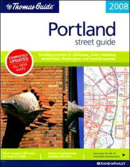 Metro Portland, Oregon Atlas
