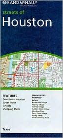 Houston/Pasadena/Baytown, Texas Map