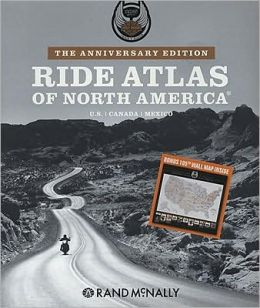 Harley Davidson Ride Atlas of North America