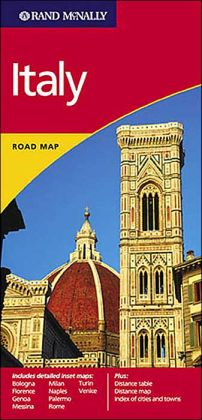 Rand Mcnally International Italy, 1999 Ed.