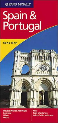Rand Mcnally Spain/portugal, 1999 Ed.