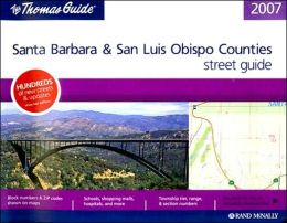 Santa Barbara/San Luis Obispo Counties, California Atlas