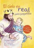 Book Cover Image. Title: El cielo es real - edici�n ilustrada para peque�itos, Author: Todd Burpo