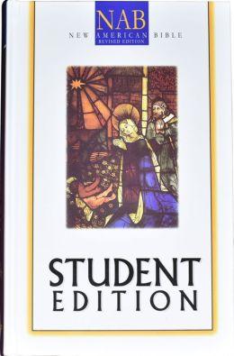 NAB Student Deluxe Bible